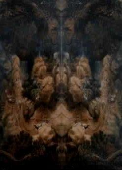 Templier par anamorphose