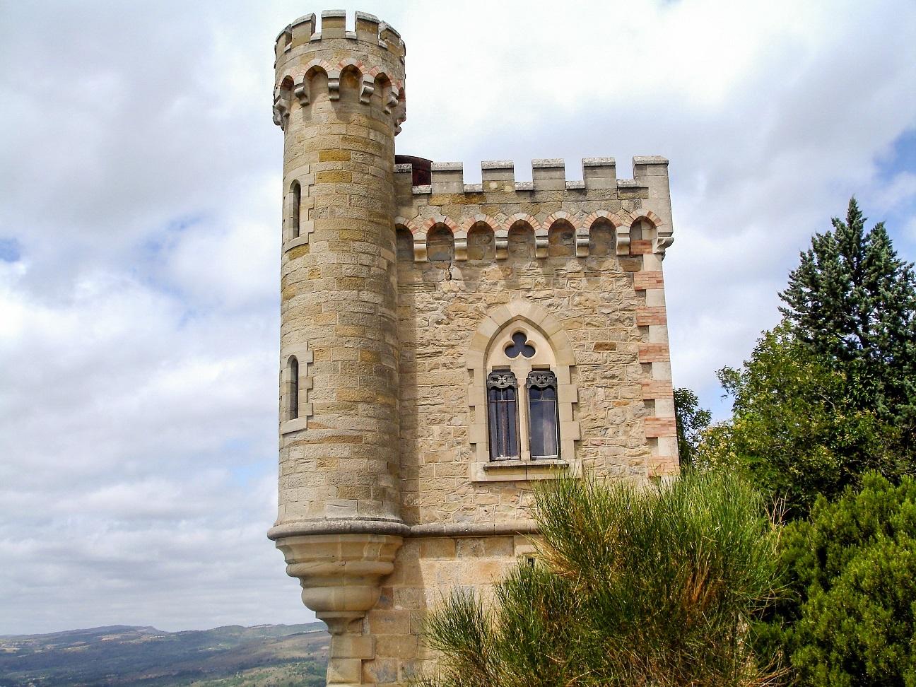 La tour Magdala